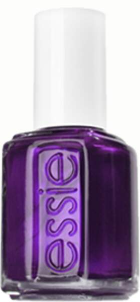 Ultra-Violet : Vernis sexy divide, Essie, 13,95 euros