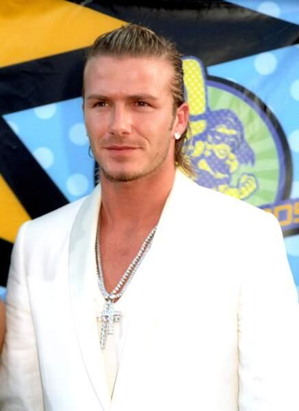 Les don'ts de la semaine : David Beckham