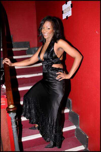 Perte de poids de stars : Miss Dominique après