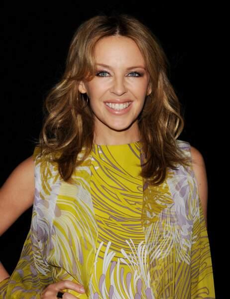 La palme de la phobie la plus bizarre revient à Kylie Minogue qui a peur des...
