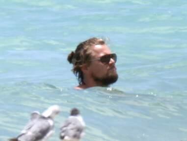 Leonardo DiCaprio célibataire et négligé sur les plages de Miami