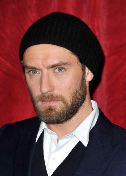 Jude Law avec barbe : GRRRRRRRRRR