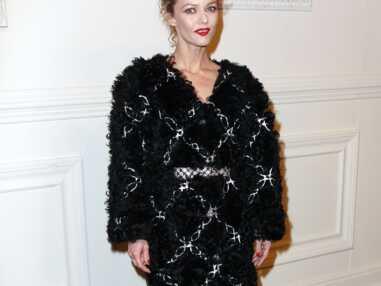 Vanessa Paradis : sa fille Lily Rose très stylée pour l'accompagner chez Chanel