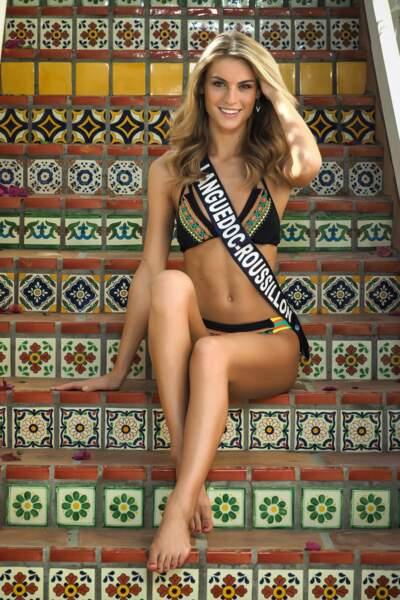 Miss Languedoc 2017 - Roussillon - Alizee Rieu
