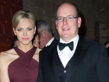 Charlène et Albert II de Monaco à Philadelphie pour l'exposition Grace Kelly