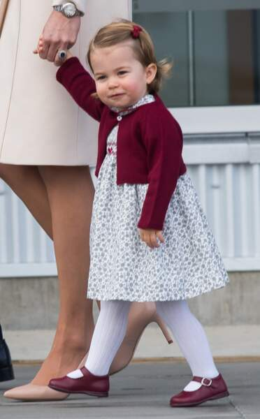 La princesse Charlotte fête ses trois ans aujourd'hui : happy birthday !