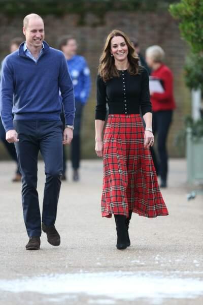 Kate Middleton et le prince William organisent un repas de Noël à Kensington Palace