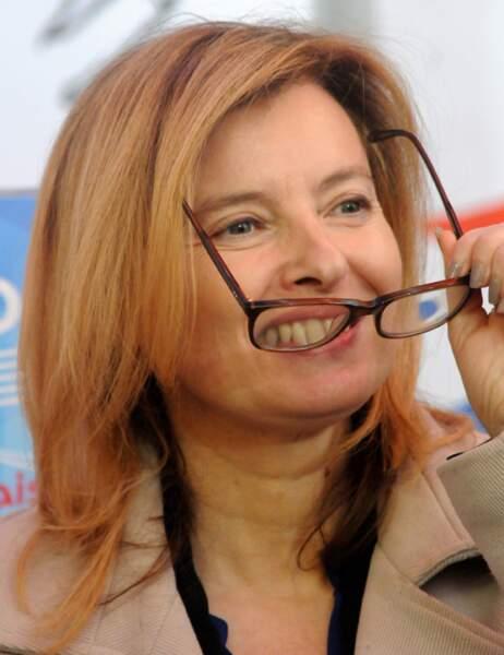 Le remake de Valérie : les Cent dents ! (Valérie Trierweiler)