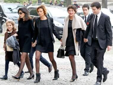 Obsèques de Christophe de Margerie : François Hollande, Rachida Dati présents