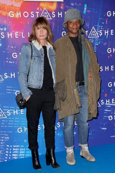 Avant-première de Ghost in the Shell : Axelle Lafont
