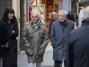 Obsèques de Francis Lai : l'émotion de ses proches Claude Lelouch et Didier Barbelivien