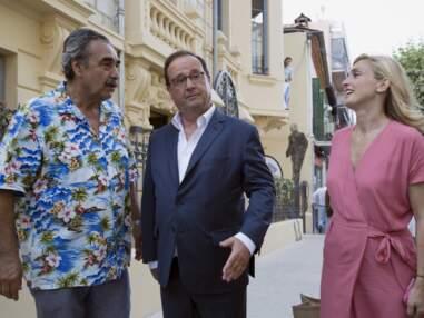 VOICI - François Hollande et Julie Gayet aux Nuits du Sud à Vence