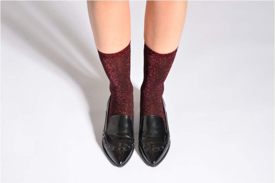 Chaussettes lurex Sarenza Wear : 9,99€