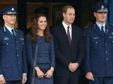 Kate, William et George font déjà craquer l'Australie