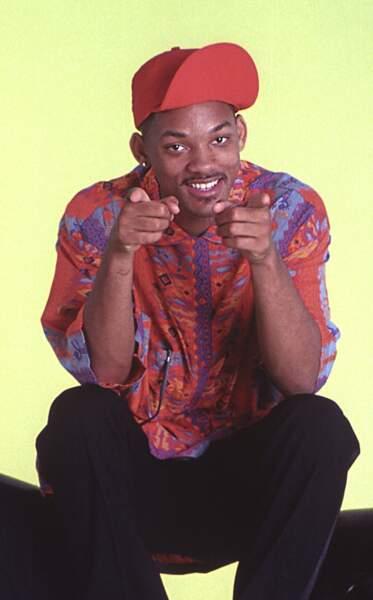 Will Smith fit ses débuts dans Le Prince de Bel Air, mais au bout de la 1ère saison il fit virer...