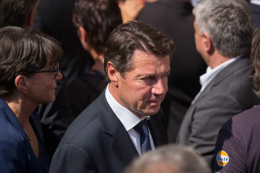Le maire Nice, Christian Estrosi