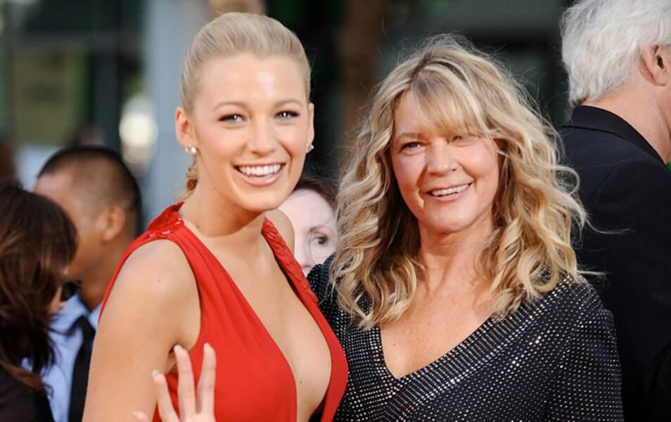 Blake Lively et sa mère