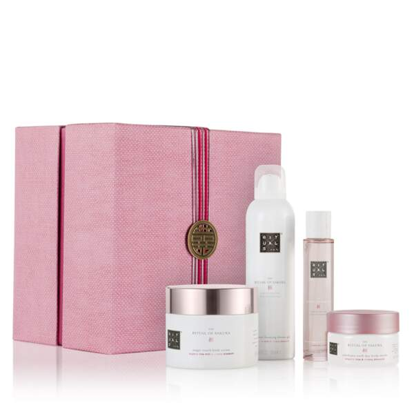 Coffret cadeau The Ritual of Sakura, Rituals, 39,50 euros