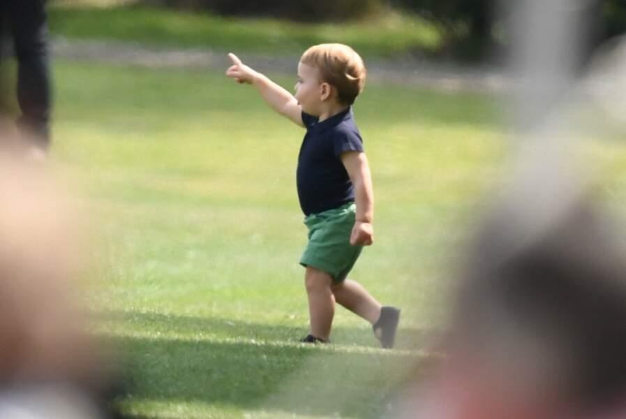 Le prince Louis