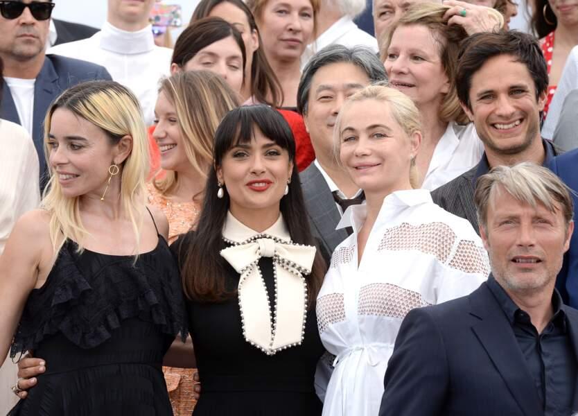 Cannes 2017 : 113 stars posent ensemble pour un incroyable cliché fêtant les 70 ans du Festival