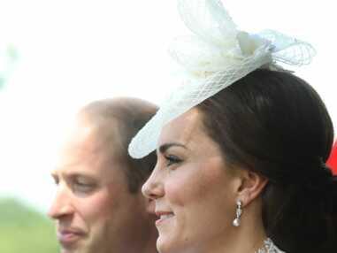 La famille royale à Ascot