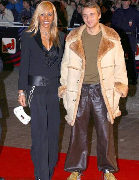 et David Guetta à ses débuts ! (le pantalon est de TOUTE beauté !)