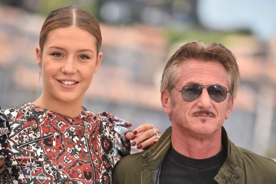Cannes 2016: Sean Penn et Adèle Exarchopoulos