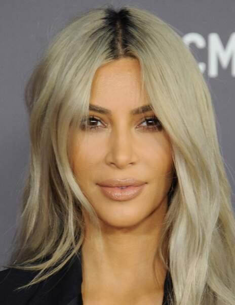 Avant / Après chirurgie esthétique, c'est réussi : Kim Kardashian après