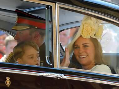 Mariage du prince Harry et Meghan Markle : pourquoi la tenue du prince George bouleverse les codes