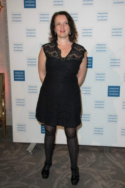 Gala Les Stethos D'Or 2018 : Anne Roumanoff