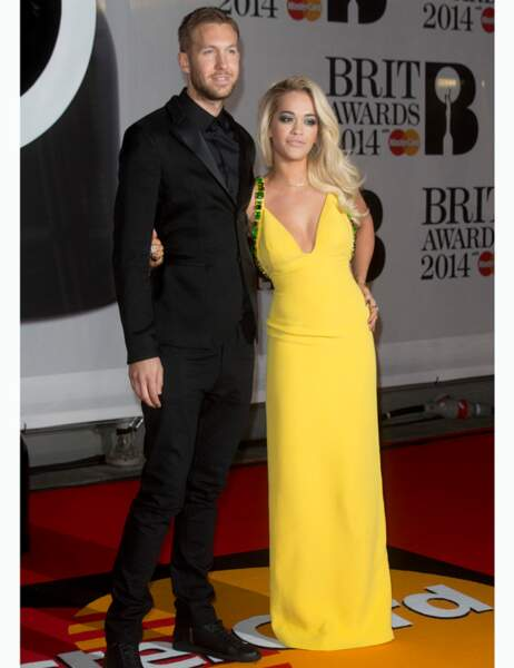 Rita Ora et Calvin Harris