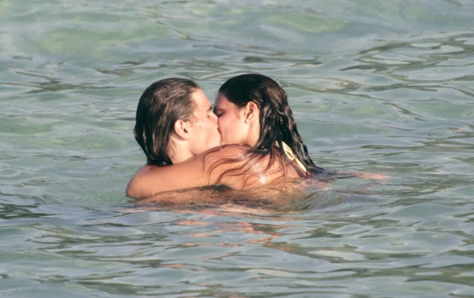 Rafael Nadal et une jolie jeune femme