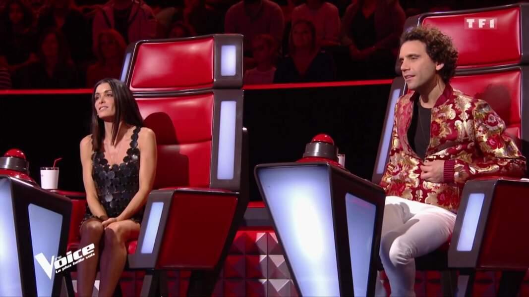 Jenifer dans The Voice 8