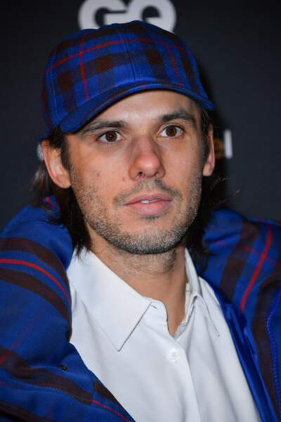 GQ Men Of The Year Awards 2018 : Orelsan