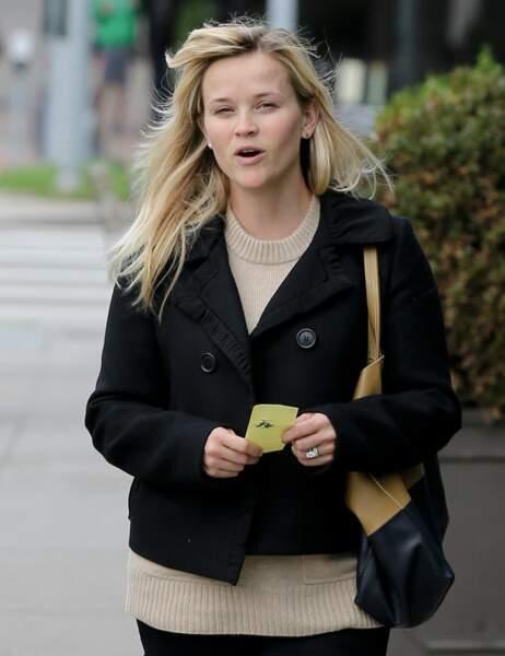 n°3 : Reese Witherspoon