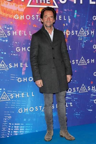 Avant-première de Ghost in the Shell : Stéphane de Groodt