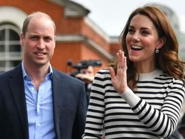 PHOTOS Kate Middleton et le prince William « impatients » à l'idée de rencontrer le royal baby