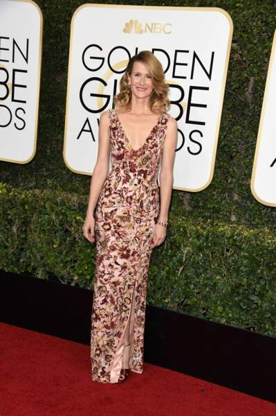 Golden Globes 2017 : Laura Dern