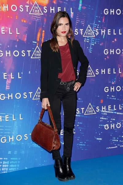 Avant-première de Ghost in the Shell : Joyce Jonathan