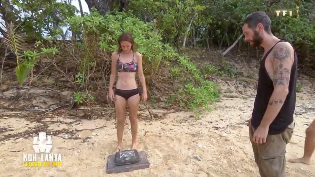 Combien de kilos Clo a-t-elle perdus ?