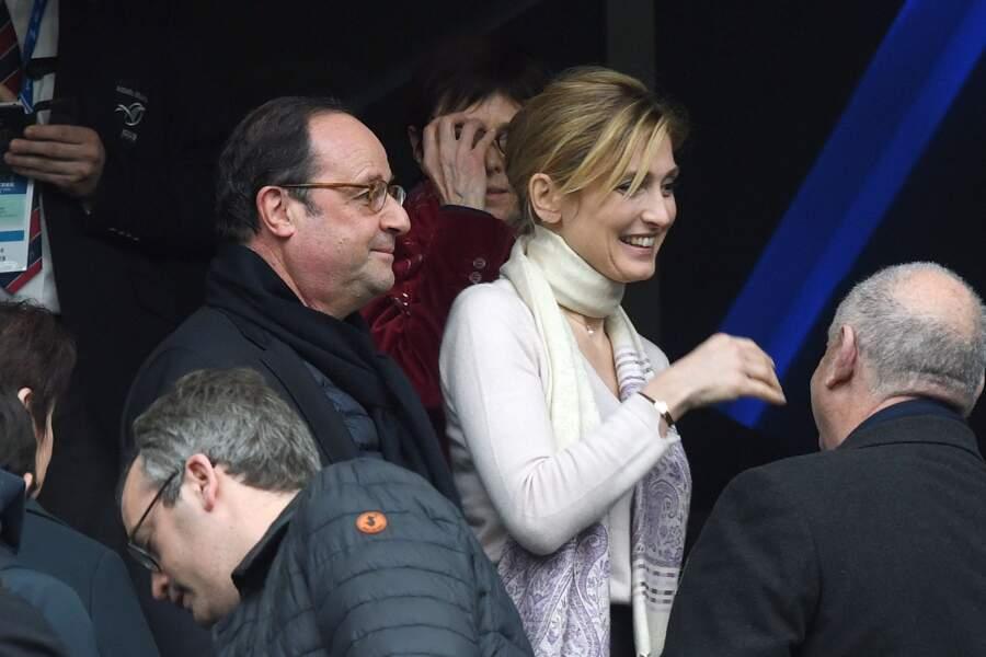 François Hollande et Julie Gayet