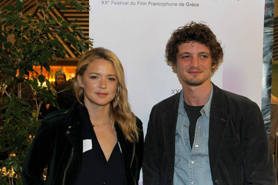 Voici Virginie Efira Et Niels Schneider Amoureux A Athenes Pour Presenter Un Amour Impossible Voici