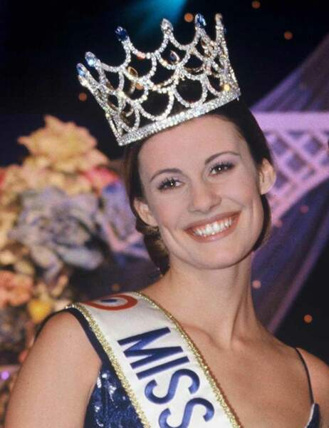 Miss France 1998: Sophie Thalmann