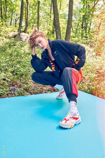 Gigi Hadid x Reebok : les visuels de la collection