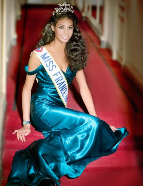 Miss France 2009: Chloé Mortaud
