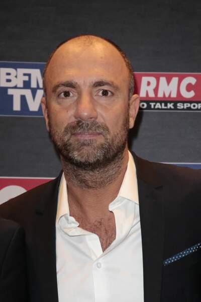 Christophe Dugarry en 2018 (46 ans)