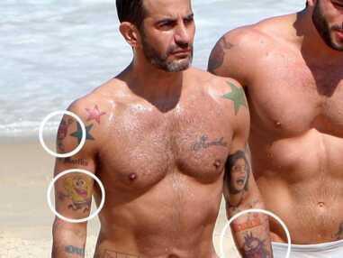 Ces stars qui ont des tatouages improbables