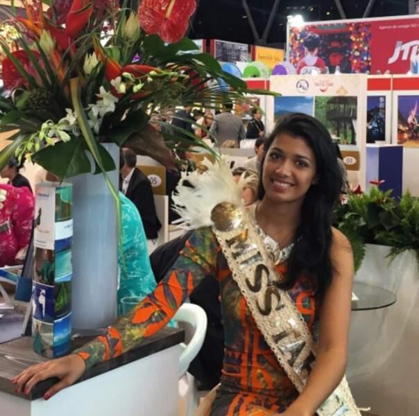 Election de Miss France 2018 - Turouru Temorere est Miss Tahiti 2017