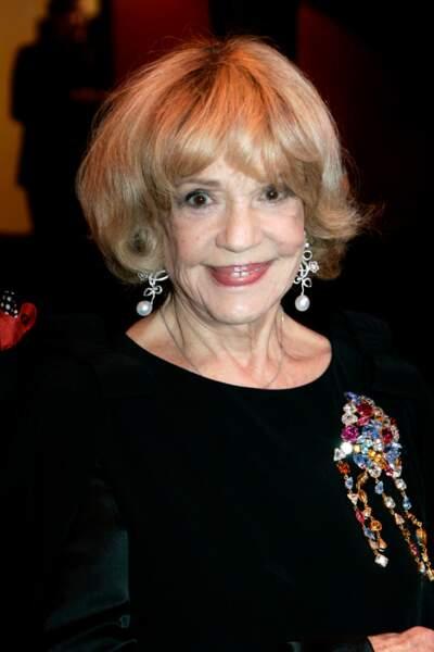 Rétro 2017 - Mort de Jeanne Moreau, actrice, à 89 ans