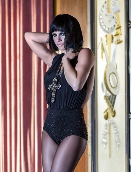 Un look très dark pour Britney Spears